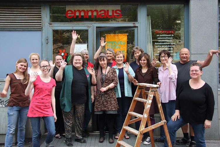 Emmaus Helsinki
